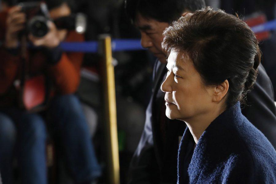 朴槿惠检察厅接受问话21小时 否认全部指控