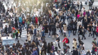日本人口连跌9年 负增长40万